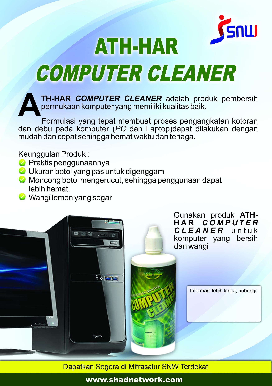 SNW Brosur ComputerCleaner