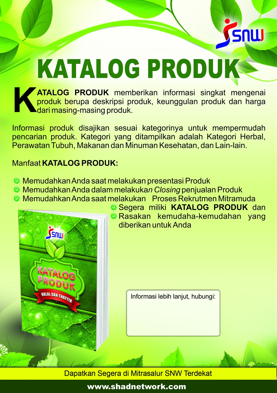 SNW Brosur KatalogProduk