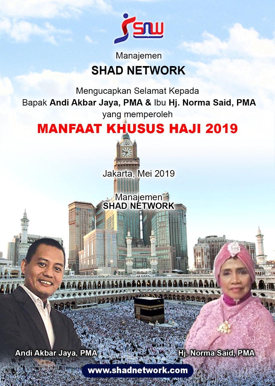Penerima Manfaat Khusus Haji