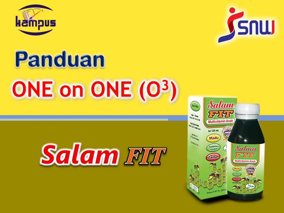 Panduan One on One Salam Fit