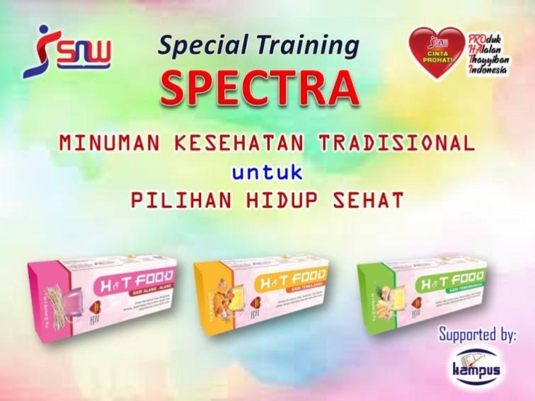 SPECTRA H&T FOOD SARI MITRA