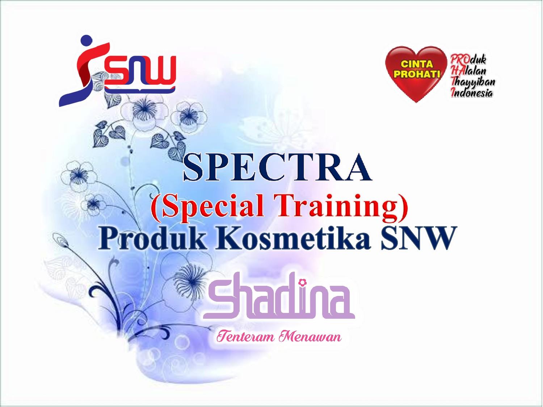 SPECTRA Kosmetik SHADINA 2