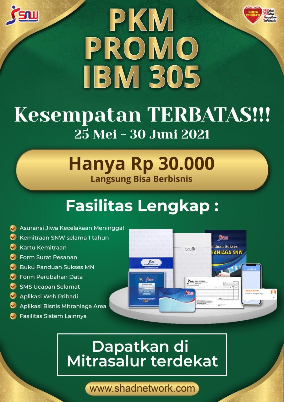 PKM IBM 305