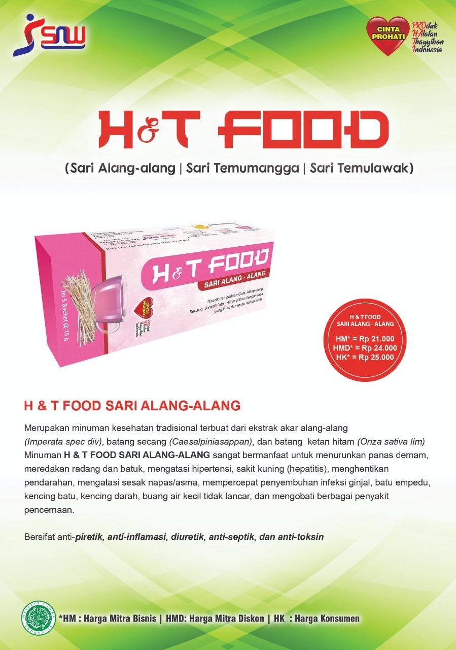 Hot Foot Sari Alang-alang