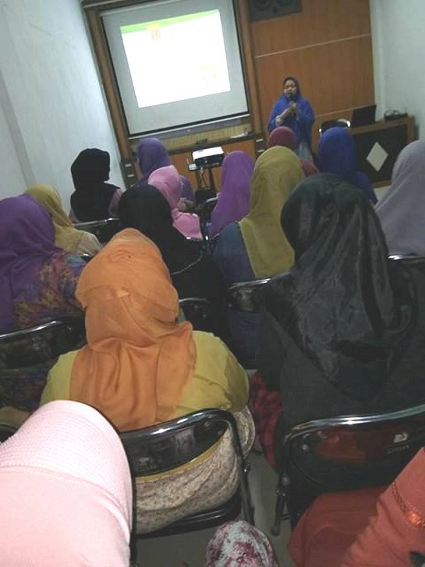 SPECTRA SUT06, Medan, Januari 2018