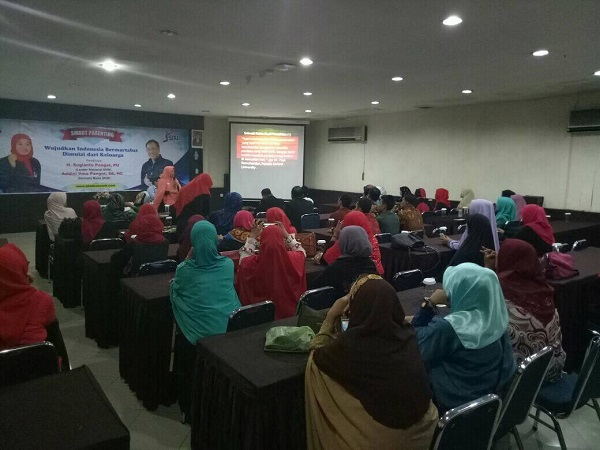 SMART PARENTING Batch 5, Medan Sumut, Maret 2018