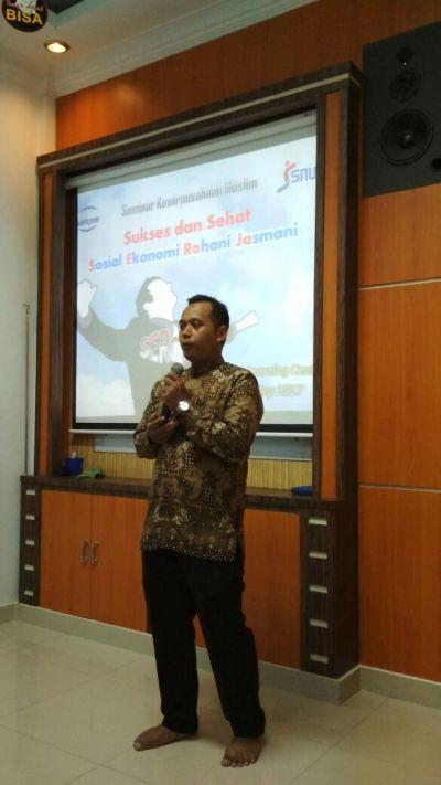 Pelatihan Seroja Medan, Sept 2017