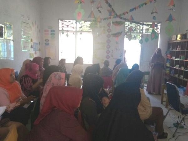 Seminar Kesehatan Anak, Tapaktuan Aceh, Januari 2018