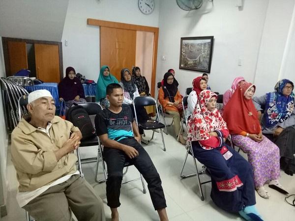SPECTRA, SUT06 Medan dan SUT27 Medan Deli, Sumatera Utara, Januari 2018