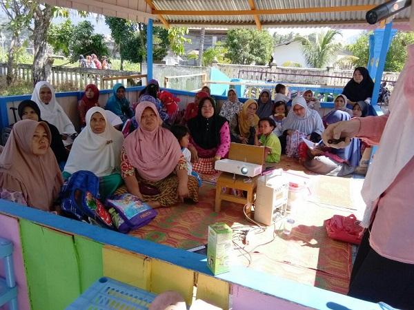 Seminar Kesehatan Anak, Kota Fajar, Nangroe Aceh Darussalam, Februari 2018