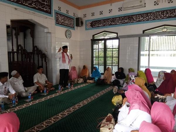 Tabligh Akbar dan Sosialisasi SNW, Medan Deli SUMUT, Februari 2018