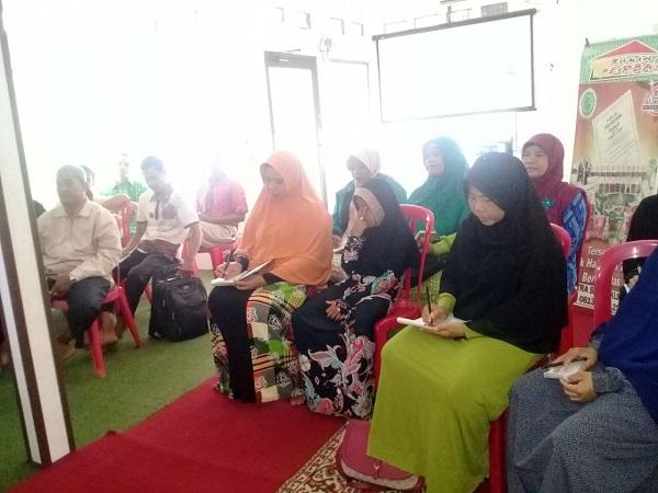 Seminar Kesehatan, KLS01 Banjarmasin, Februari 2018