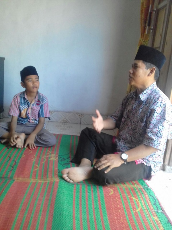 ODOB, Kisaran Sumut & Payakumbuh Sumbar, 10-19 Februari 2018