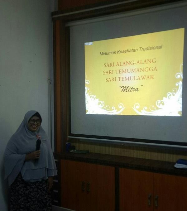 Spectra Produk, SUT06 Medan, Februari 2018