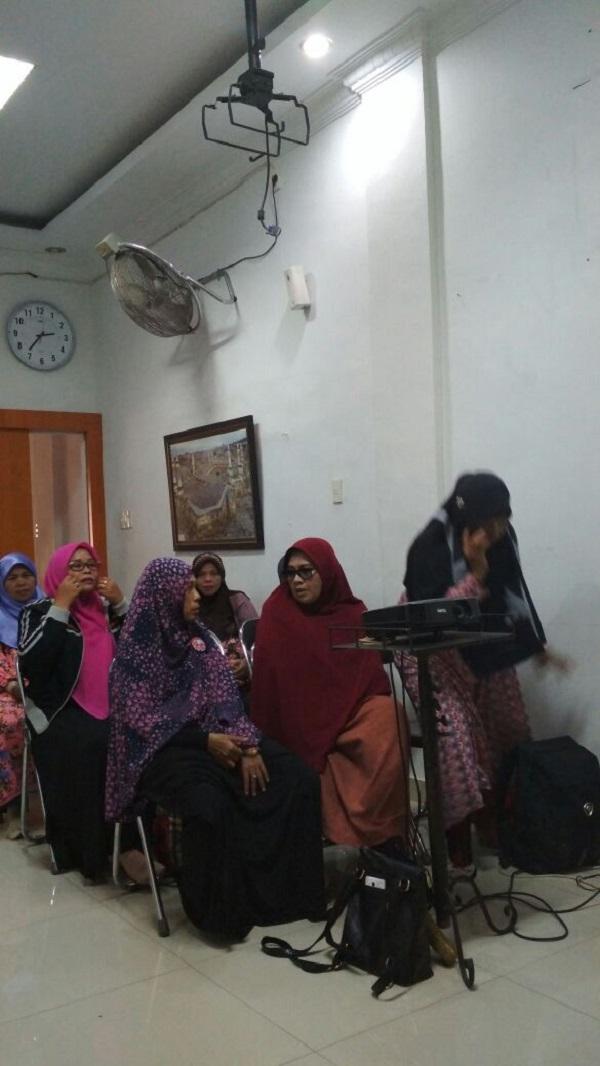 Spectra, SUT06 Medan, Februari 2018