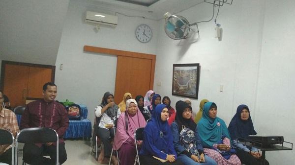 SKM, SUT06 Medan Sumut, Februari 2018