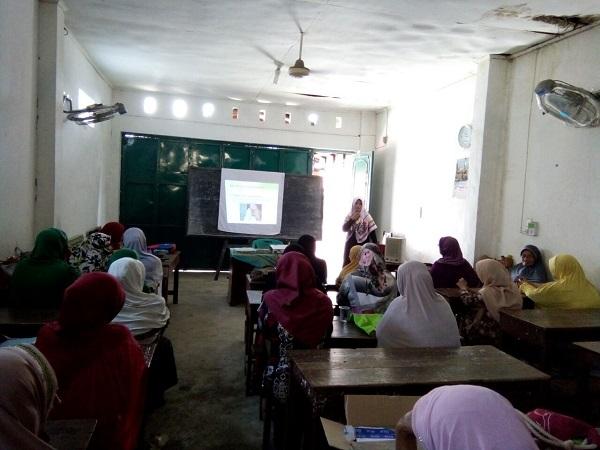 SKM SEROJA, Pengajian Aisyiyah, Padang Sidempuan SUMUT, Februari 2018