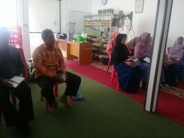 Temu Griya, KLS01 Banjarmasin, KalSel, Februari 2018