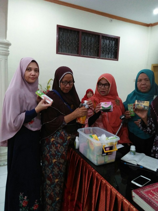 Sosialisasi ODOB, Medan, Februari 2018
