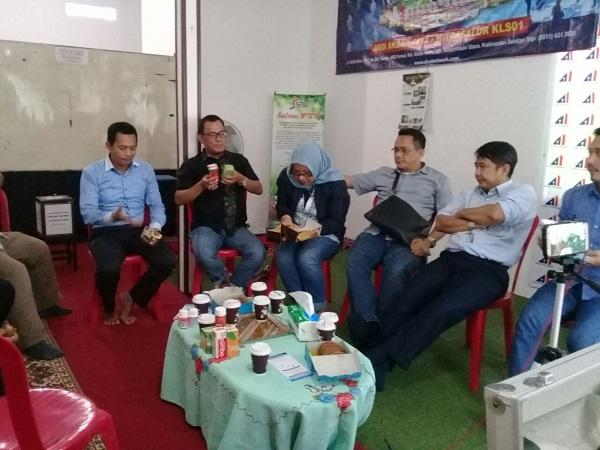 Sosialisasi SNW, KLS01, Banjarmasin, Kalsel, Maret 2018