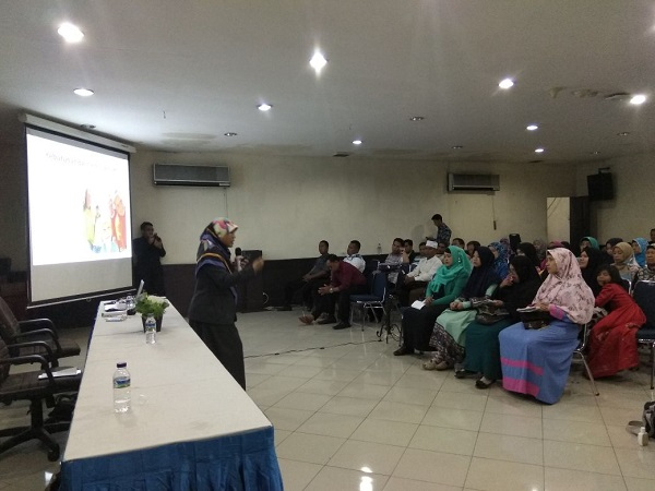 Pel. SPD Smart Parenting, Medan, Januari 2018