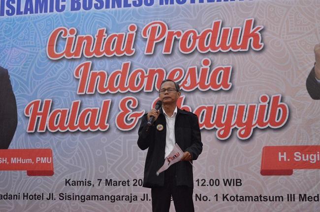 Islamic Business Motivation, Medan, 7 Maret 2019 (3)