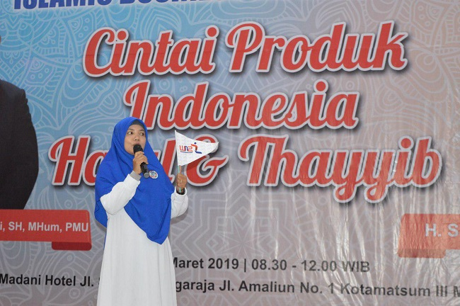 Islamic Business Motivation, Medan, 7 Maret 2019 (2)