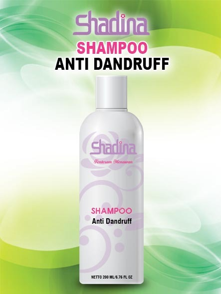 Shadina Shampoo Anti Dandruff