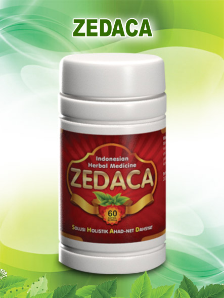 SHAD Zedaca, 60 kapsul