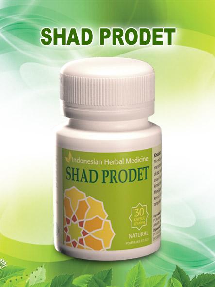 SHAD Prodet 30 kapsul