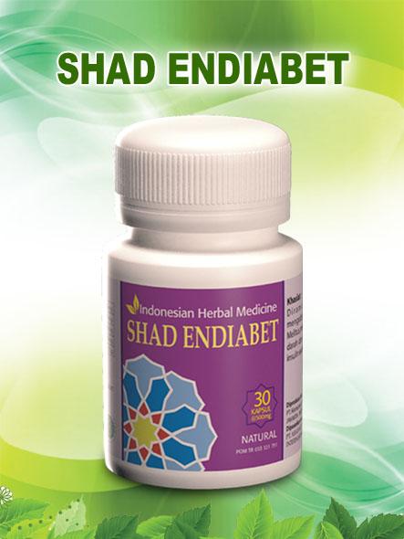 SHAD Endiabet, 30 kapsul