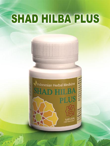 SHAD Hilba Plus 50 kapsul