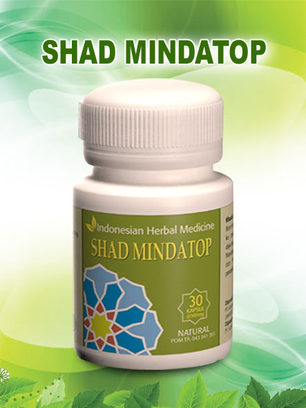 SHAD Mindatop, 30 kapsul