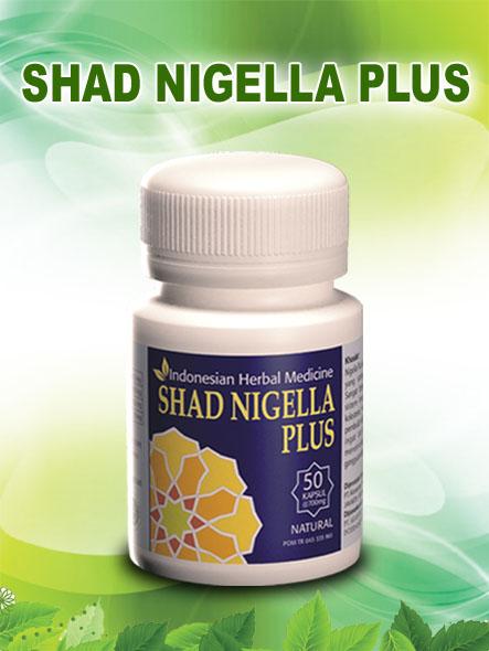 SHAD Nigella Plus 50 kapsul