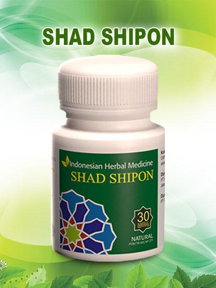 SHAD Shipon, 30 kapsul