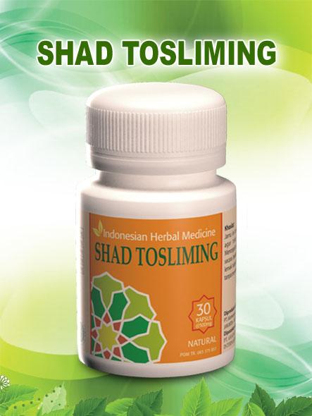 SHAD Tosliming, 30 kapsul